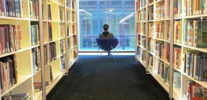 Di libri come incontri, scrittori e cambiamentiimprovvisi