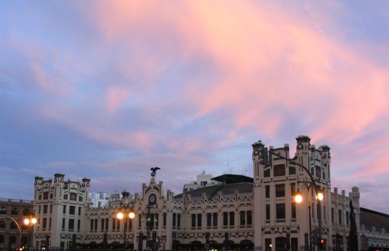 A Valencia