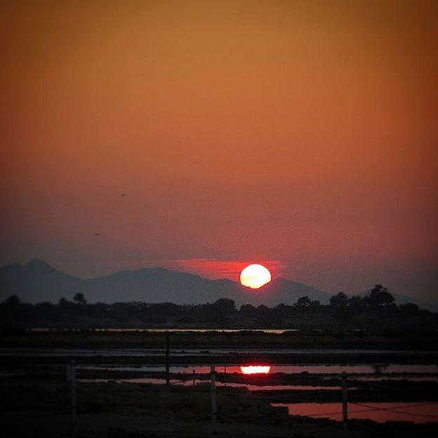 vacanze tramonto