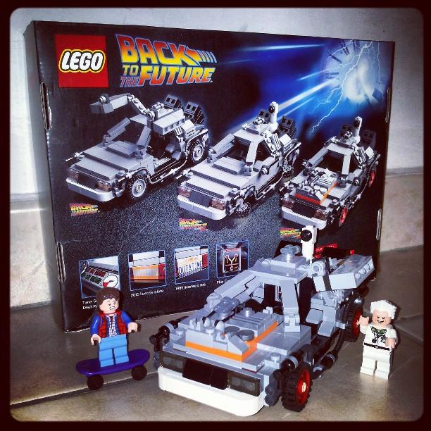 Back to Lego