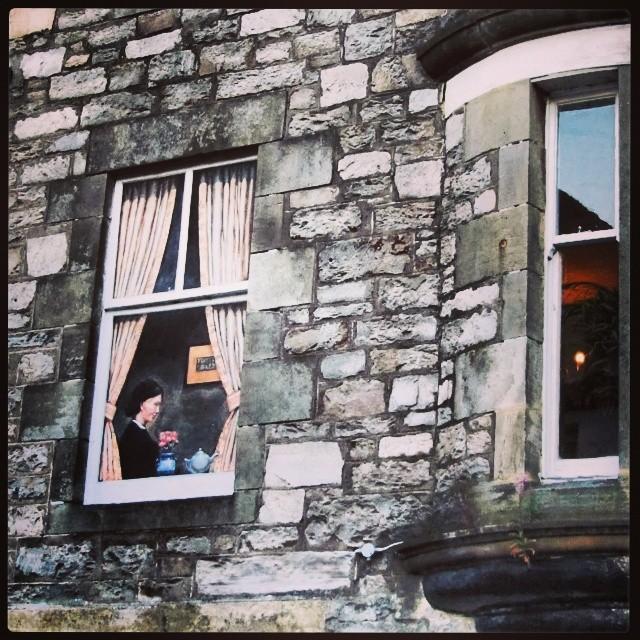 Nella finestra