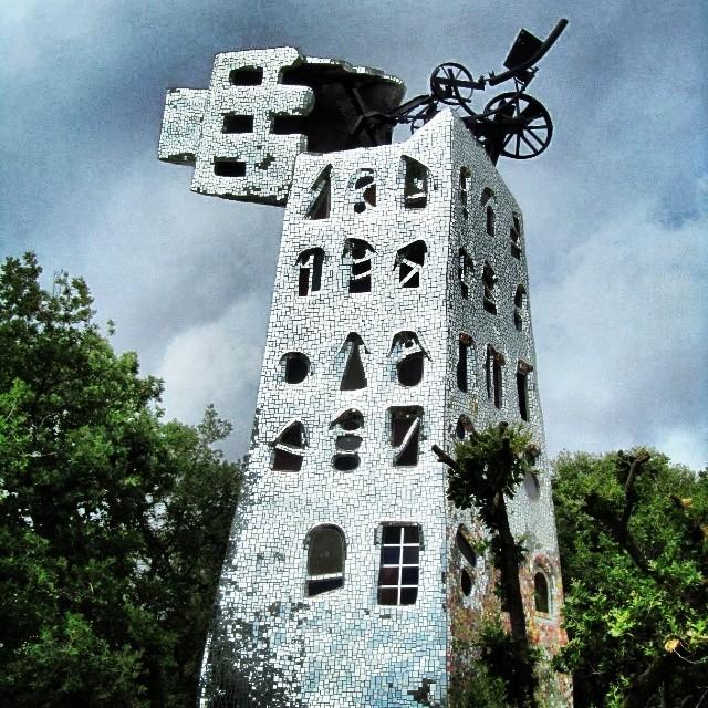 Torre tarocca