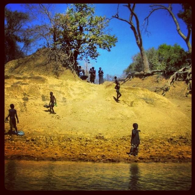 Al fiume diZiga