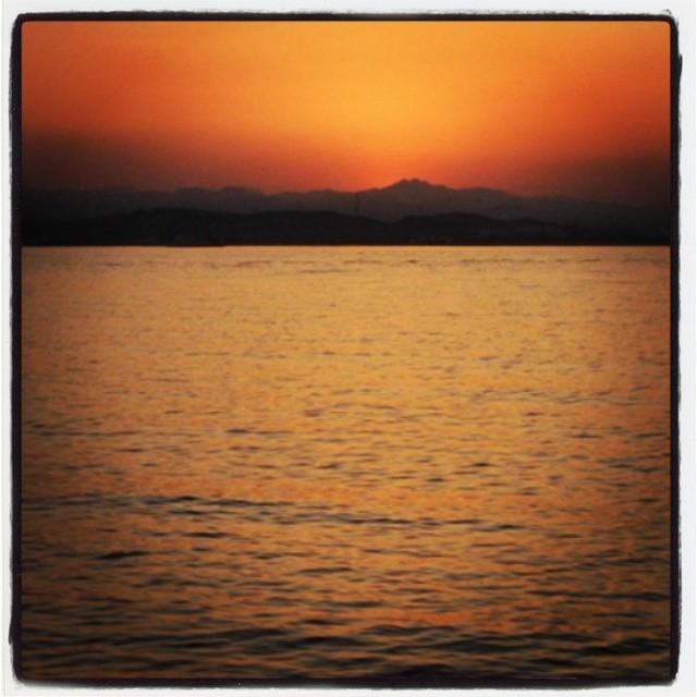 Mar Rosso, cielopure