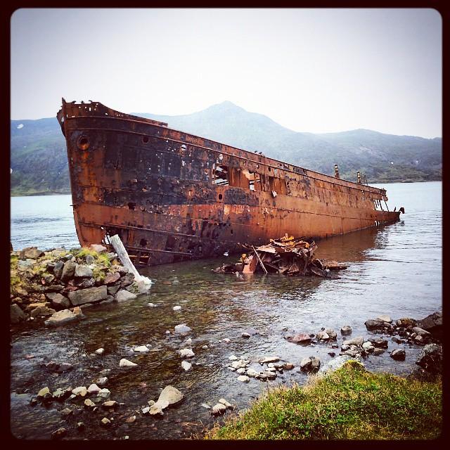 Colpita e affondata