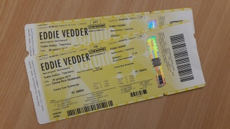 Eddie Vedder Taormina (1)