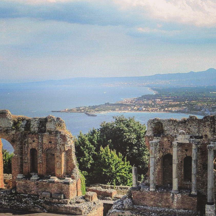 Spaccato di Taormina