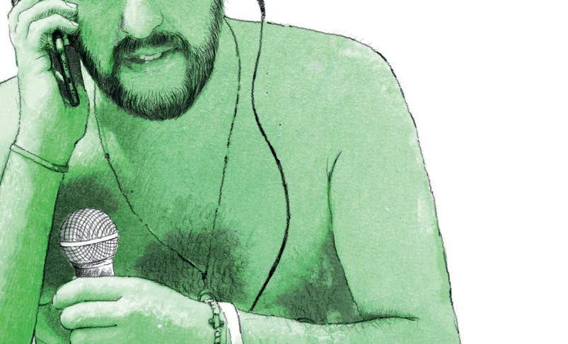 Il cazzaro verde