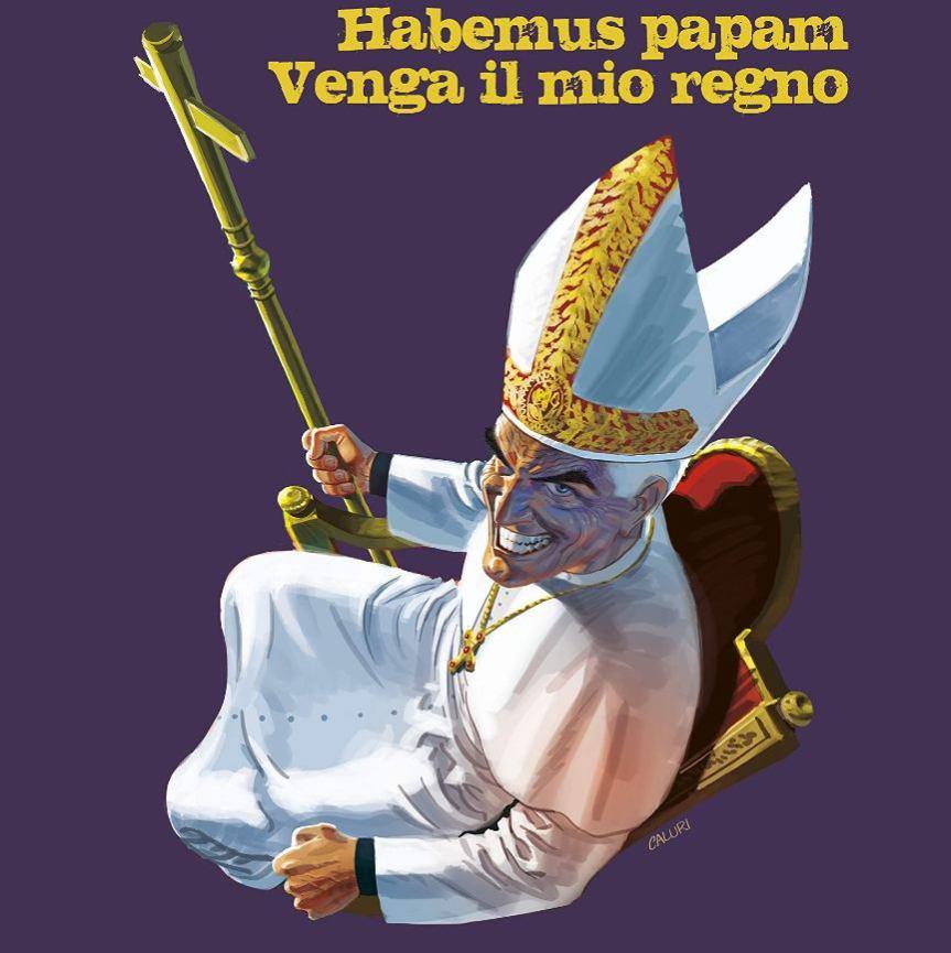Don Zauker. Habemus papam + Venga il mioregno